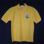 Talybont -T Shirt Yellow
