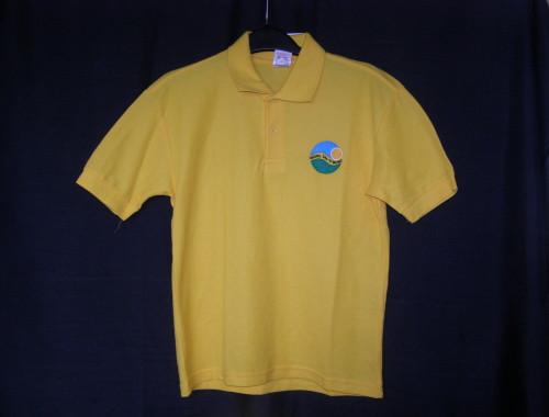 Talybont -T Shirt Yellow