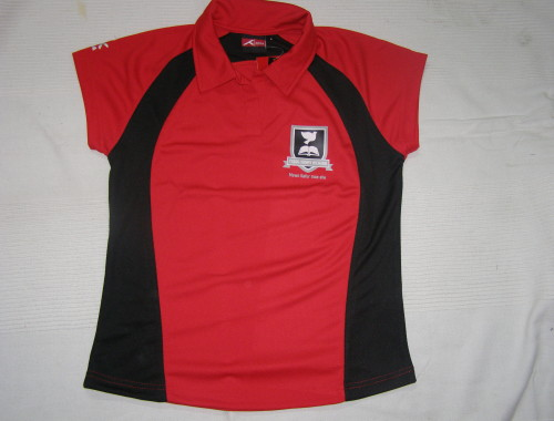 YHR - Fitted Girls Poloshirt