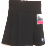 skirt, pleated