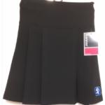 skirt, pleated
